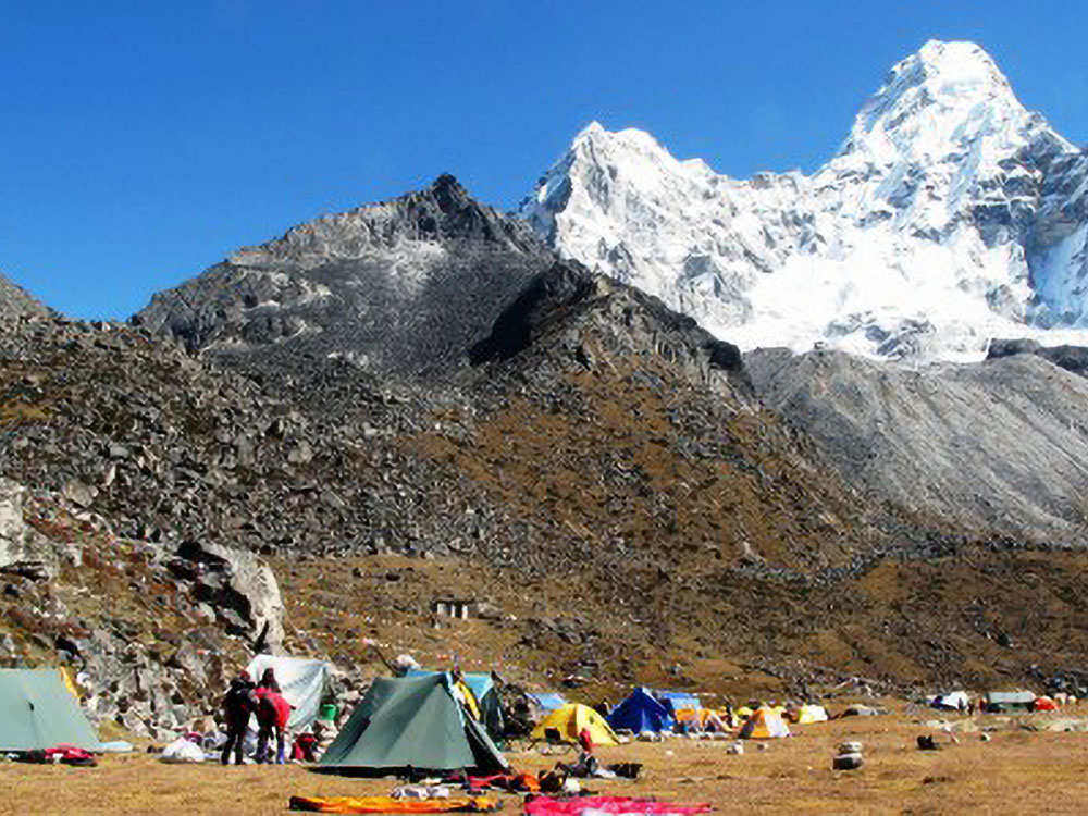 Ama Dablam Expedition 2009