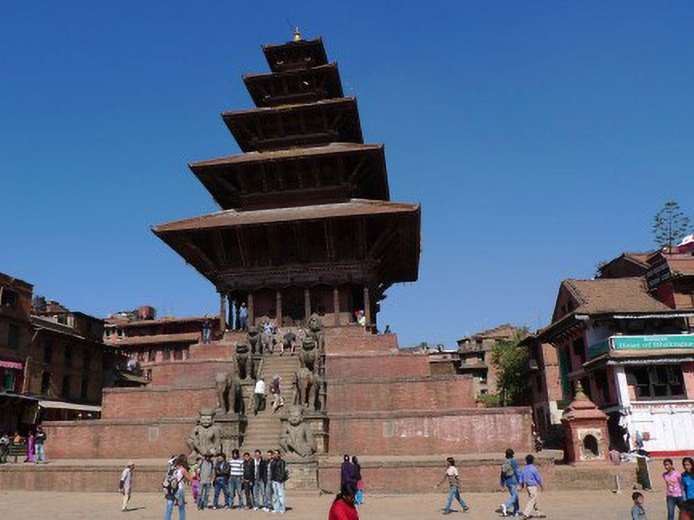 Bhaktapur Stadt