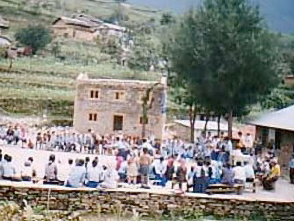 Schule in Gudel/Solukhumbu